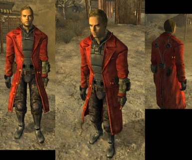 Jacketed Chameleon Suit