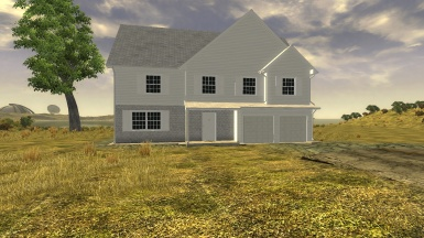 Green Isle House Exterior Done