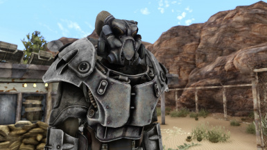 Fallout 4 Power Armor for Fallout NV