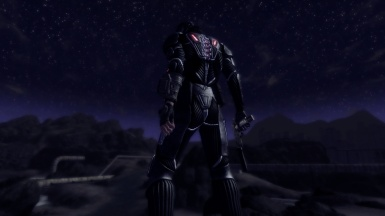 Stealth Suit as it should have been