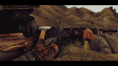Lever-action