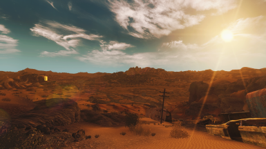 Welcome to the Mojave