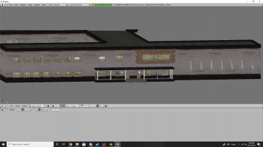 Building Meshes For Upcoming WIP Mod-Decay