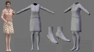 Mary's Dress from Silent Hill 2