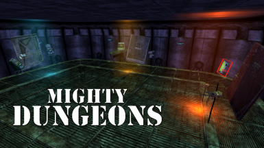 Mighty Dungeons - Easy Dungeon Warp Room