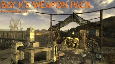 Bay K's Weapon Pack Update