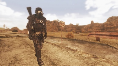 THE FLAME OF NEW VEGAS 21- ROCK AND A HARD PLACE