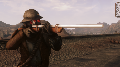 Pipe Rifle I made for CFWR