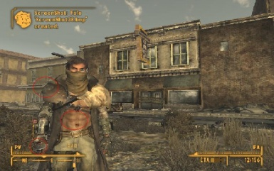 Cyber Arm At Fallout New Vegas