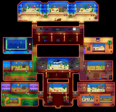 More New Fish for Stardew Aquarium part 3 It is out now