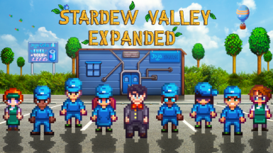 Stardew Valley Expanded Joja Update
