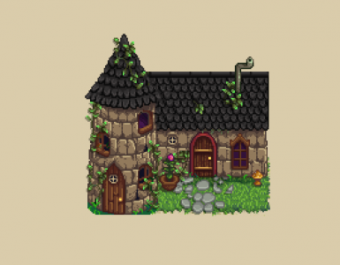 wizard's house