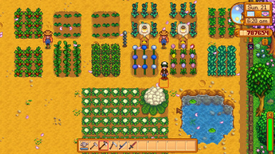 My First Giant Crop