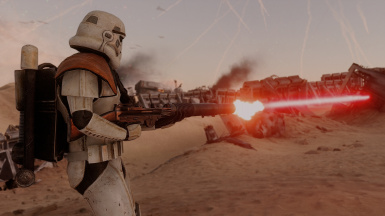 Sandtrooper on Jakku 2