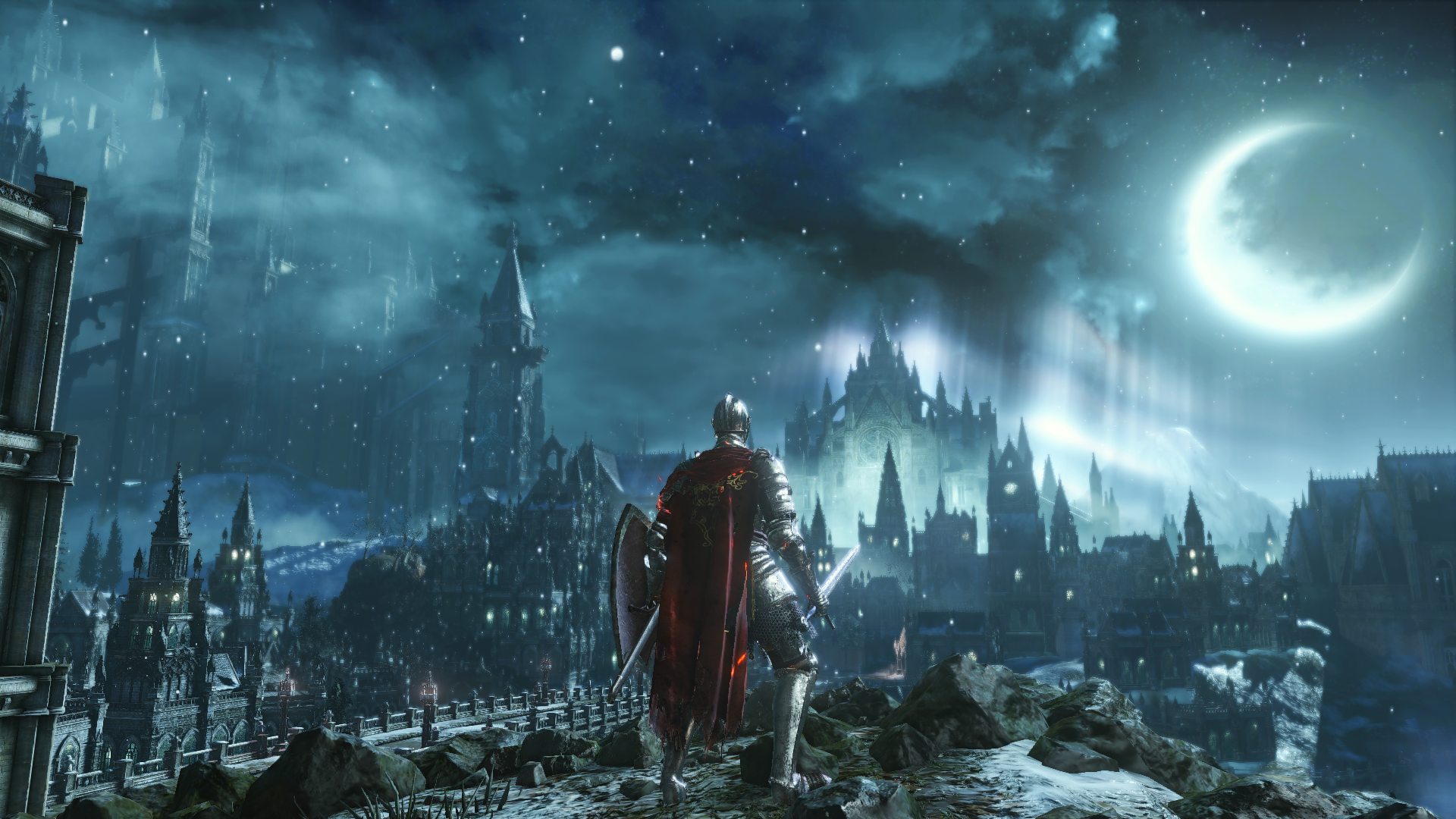 Phoenix Undead Reshade Irithyll Boreal Valley At Dark Souls 3