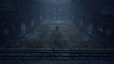 Dark Souls 3 Born From the Ashes - Cathedral of the Deep