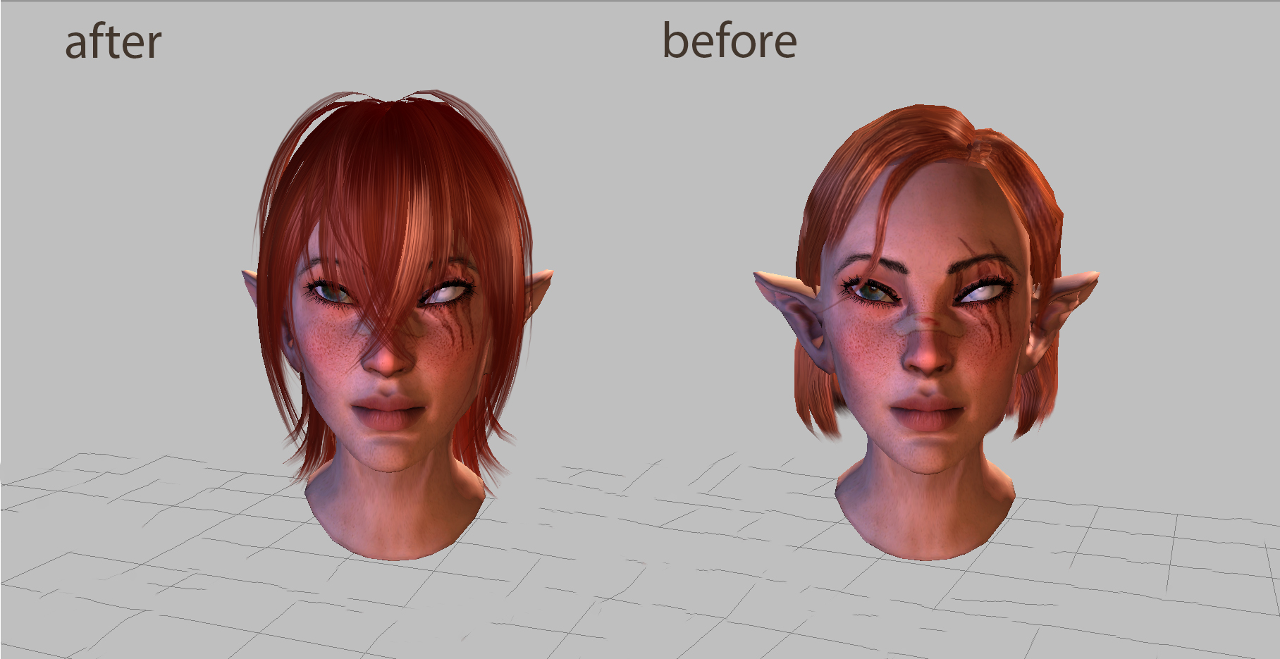 Choose A Hairstyle Is Difficult At Dragon Age Mods And Community