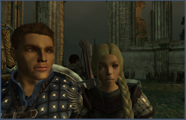 Future King and Queen of Ferelden
