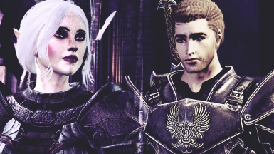 alistair and warden morphs
