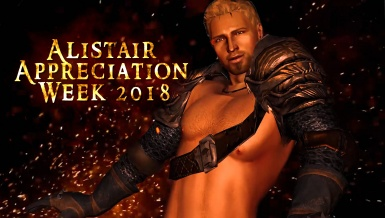 Alistair Appreciation Week 2018