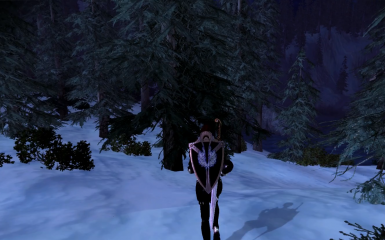 More exploration in the Frostbacks