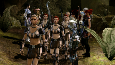 Dalish Elves