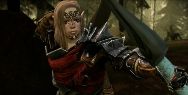 Because every Dalish has to know how to use a bow
