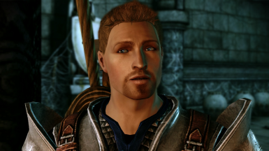 Dumbfounded Alistair