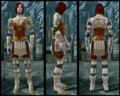Armor of the Golden Rose of Orlais