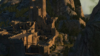 Witchers' fortress