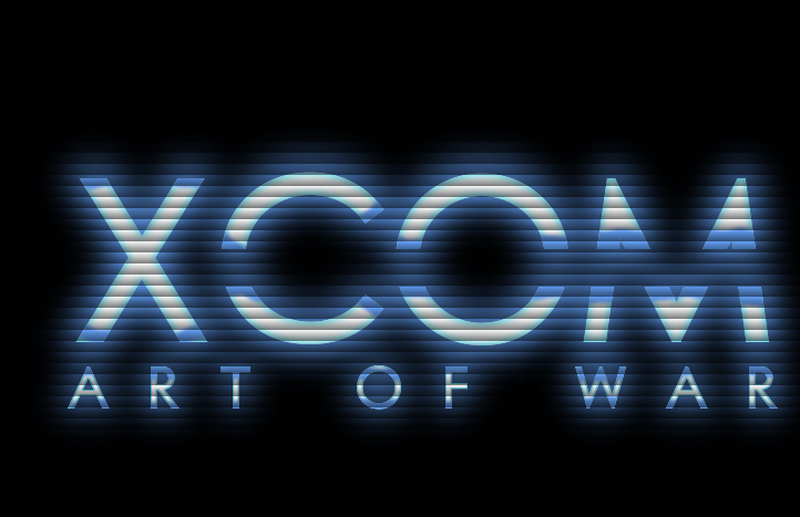 XCOM Art of War Logo