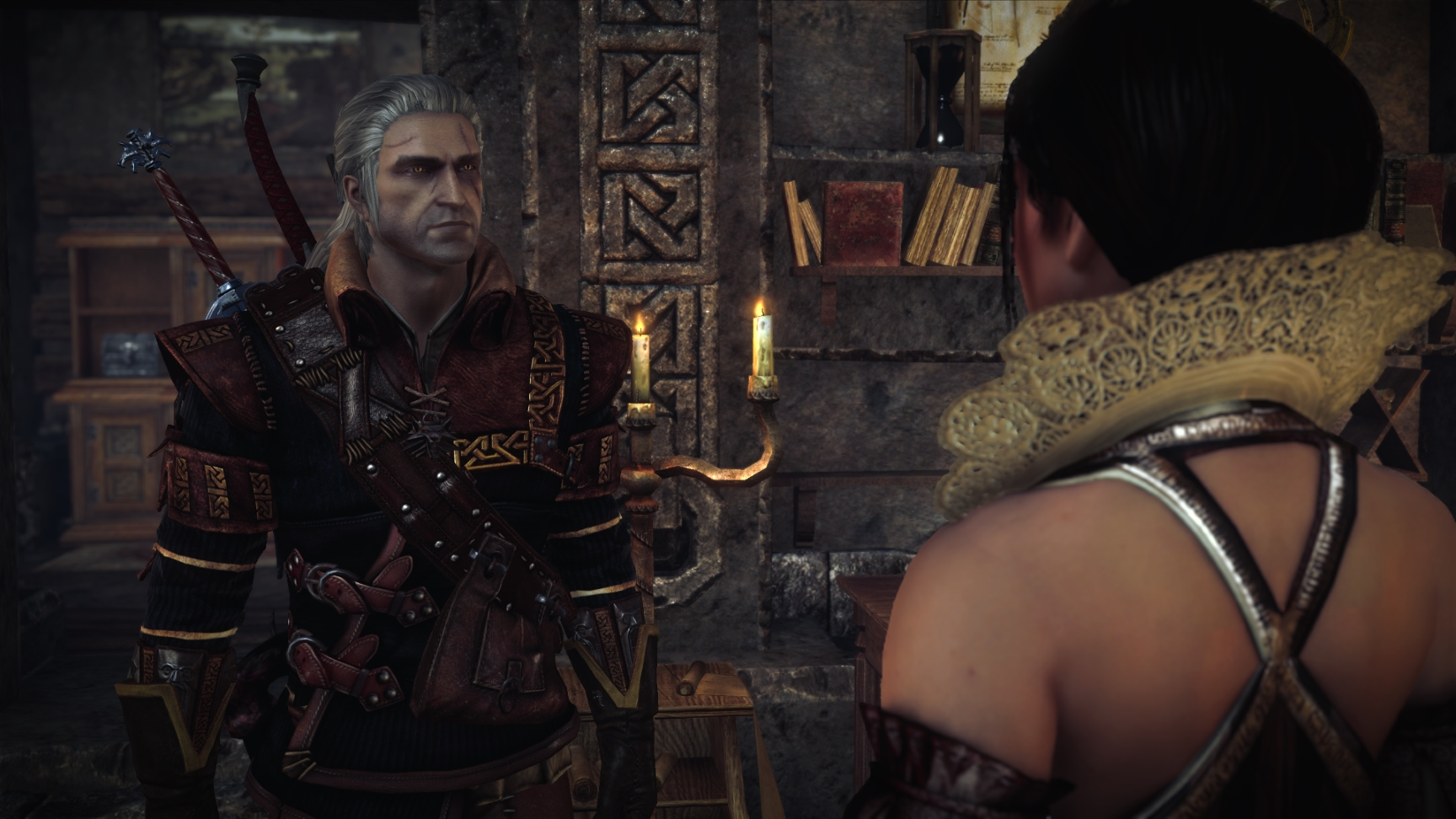 Geralt and Philippa