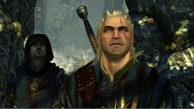 Geralt and Roche