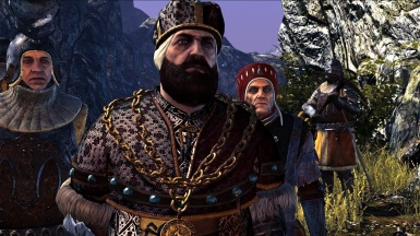 King Henselt and Dethmold - first encounter