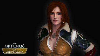 Farewell of the White Wolf Wallpaper 4K Triss