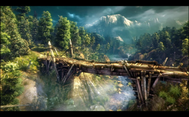 Witcher 2 Landscape