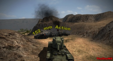 152 mm Action