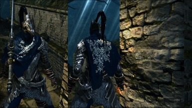 Restoration of Artorias Armor so far