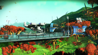 Overgrown Outpost