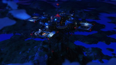 Trading Post In The Clouds