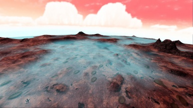 Lonely Craters Reseach Outpost