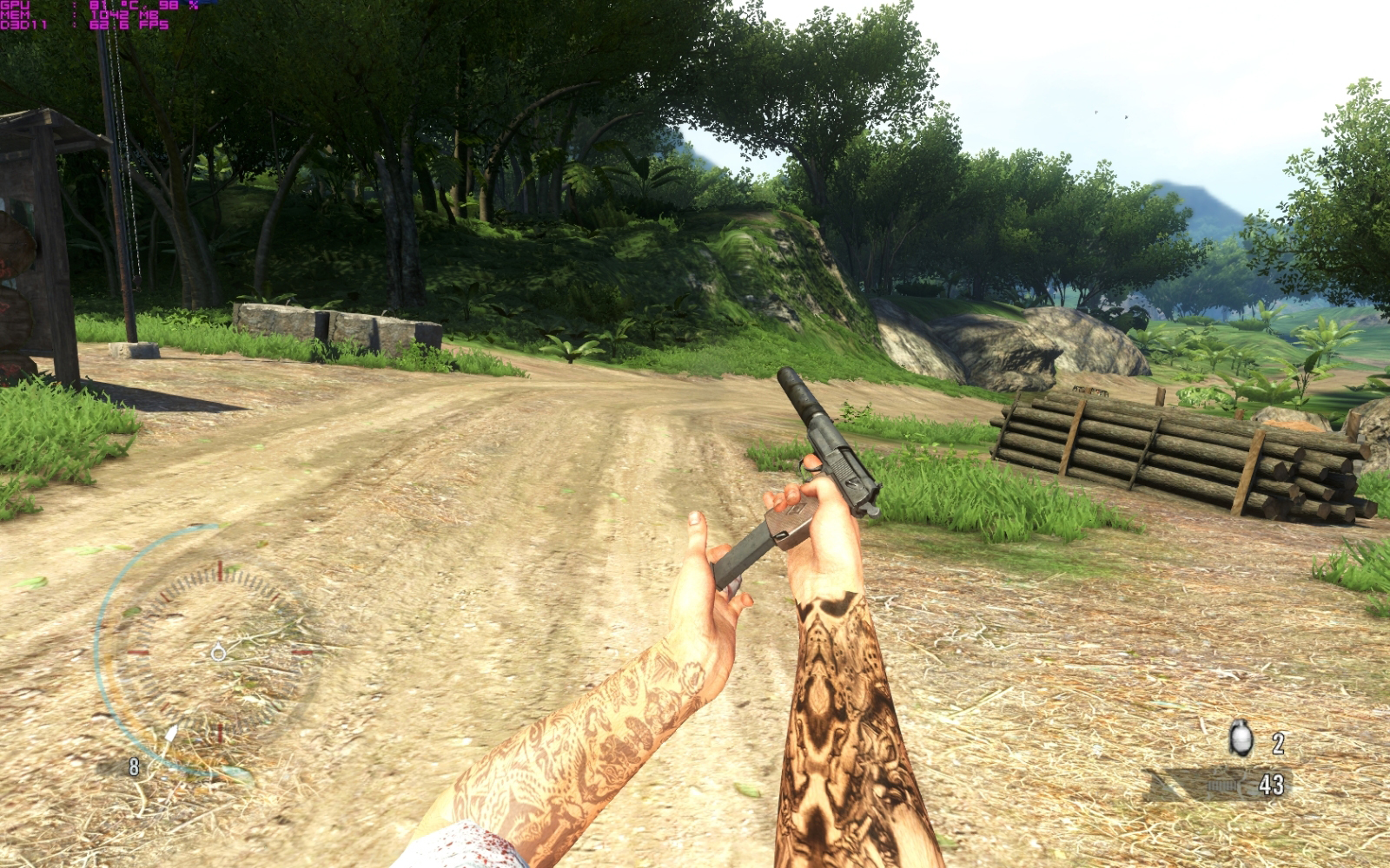 far cry 3 how to view acheivements on steam
