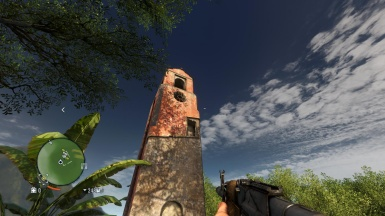 Buildings - Far Cry 3 -PC -maxed out -1st pic