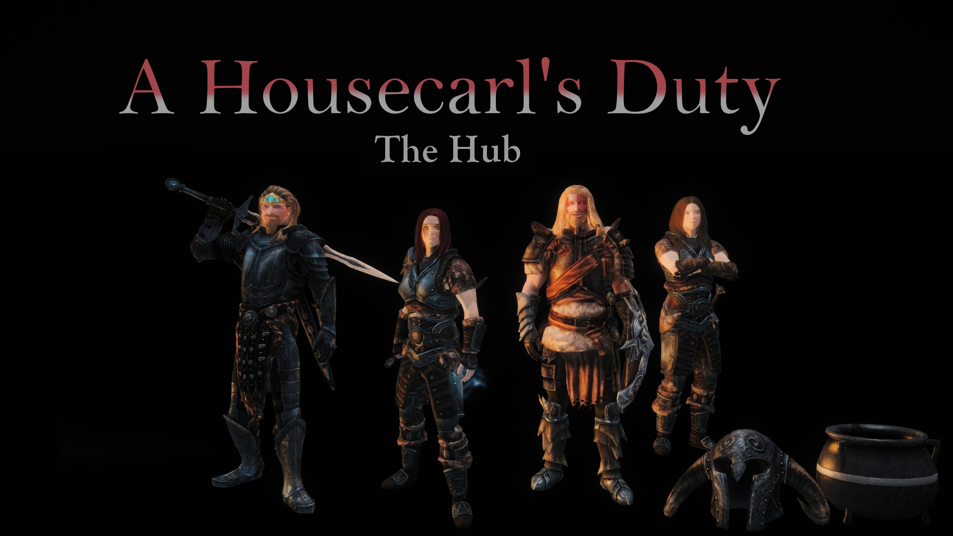 A Housecarl's Duty - The Hub