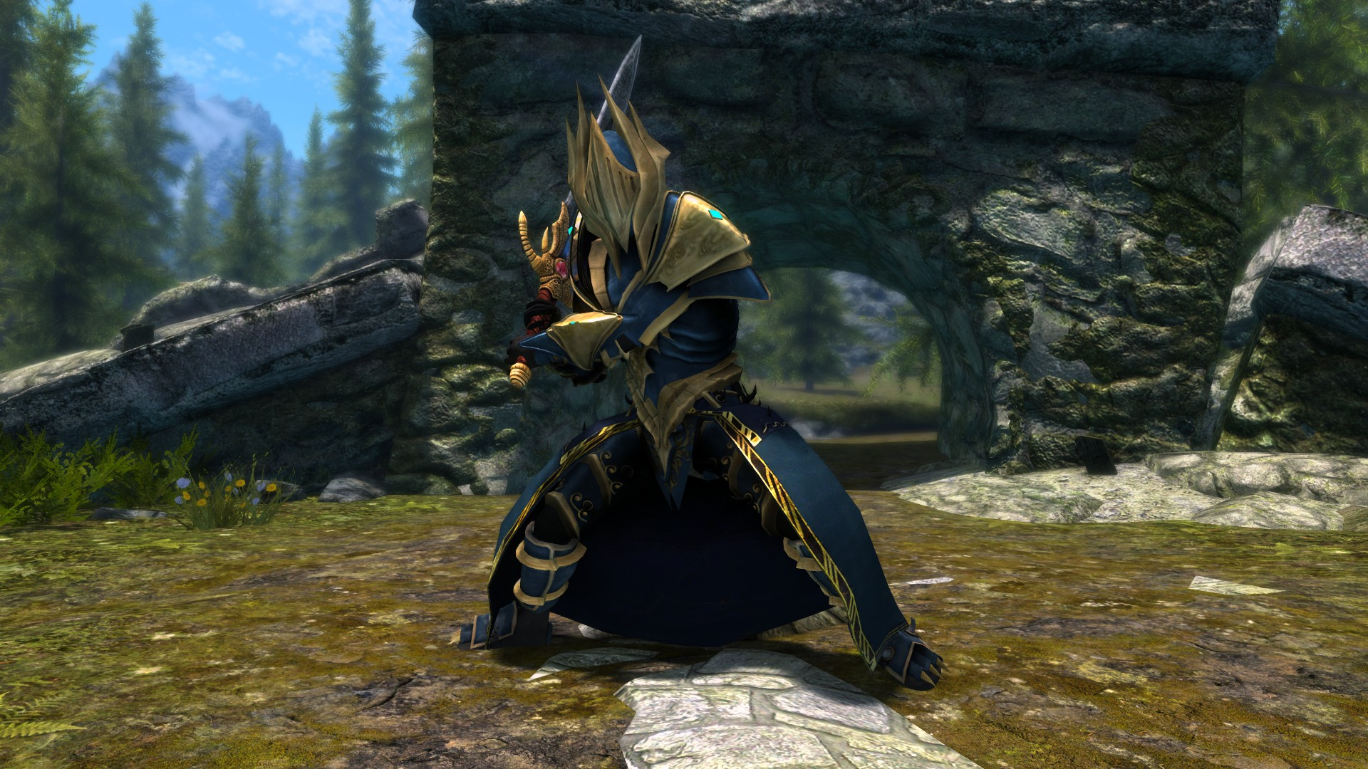 Champion of Chrysamere at Skyrim Special Edition Nexus - Mods and