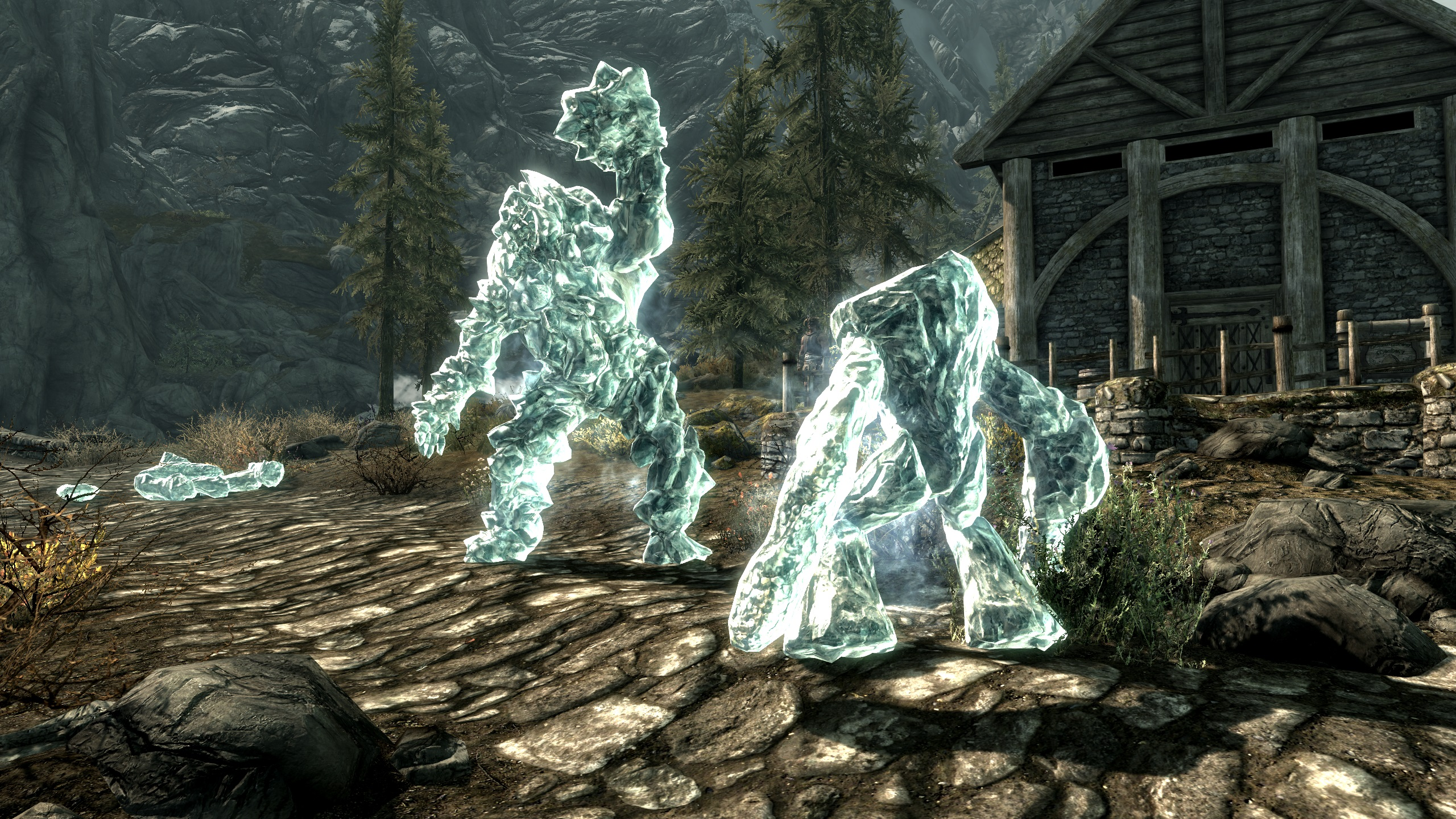 Frost at Skyrim Nexus - mods and community