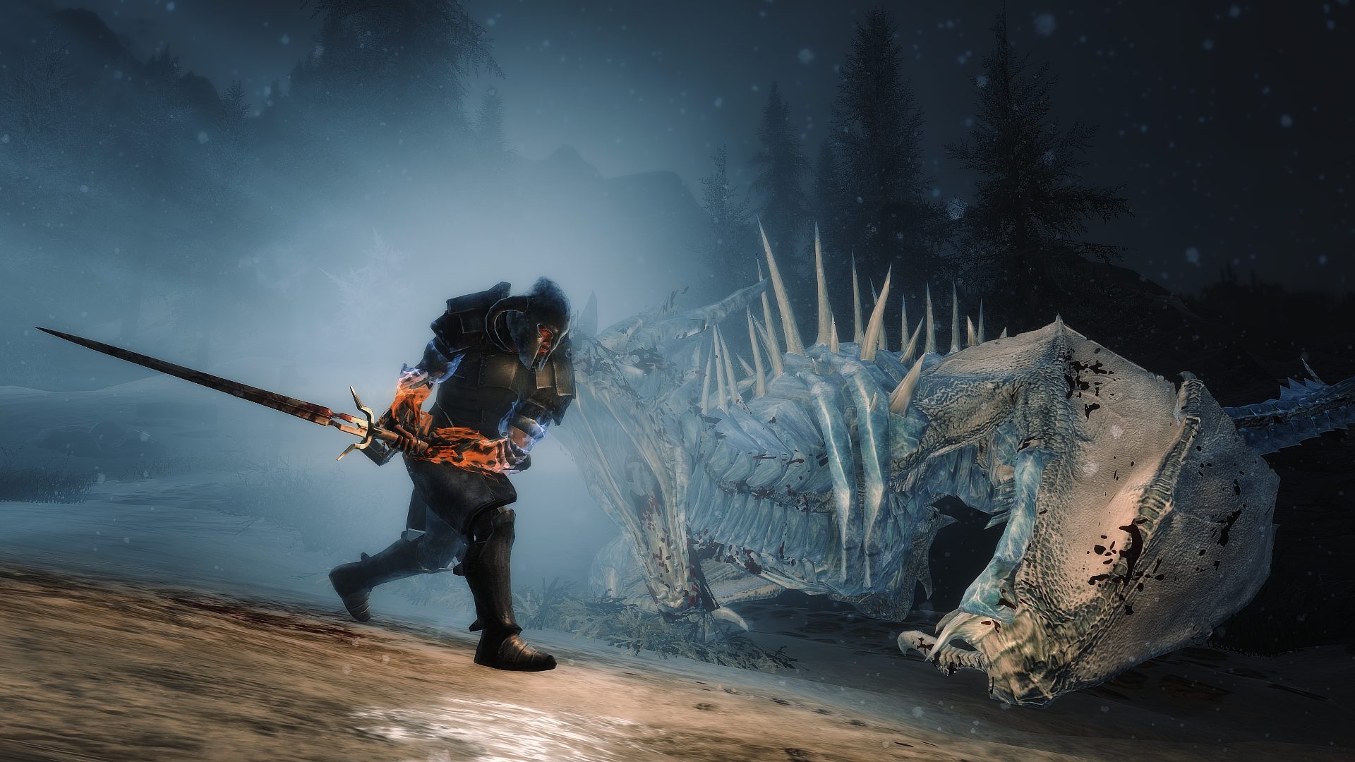 Frost Monarch at Skyrim Special Edition Nexus - Mods and