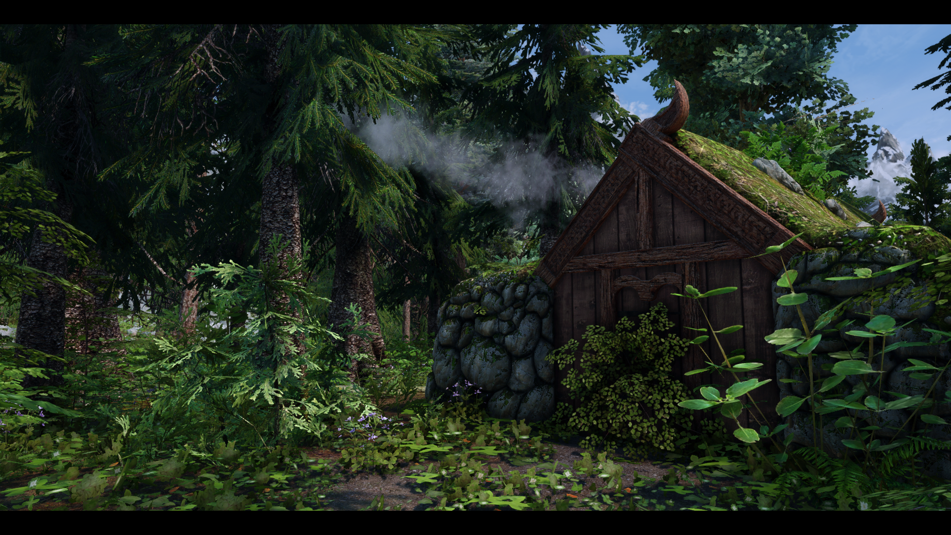 Home of the Druid