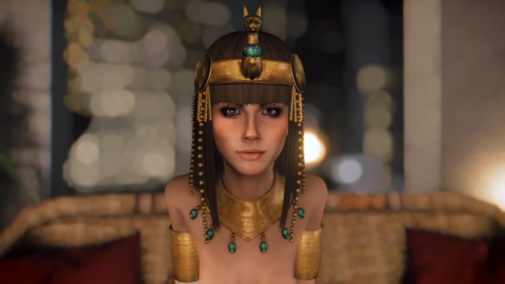 aeb894a650f5 Walk Like An Egyptian- at Skyrim Special Edition Nexus - Mods and ...
