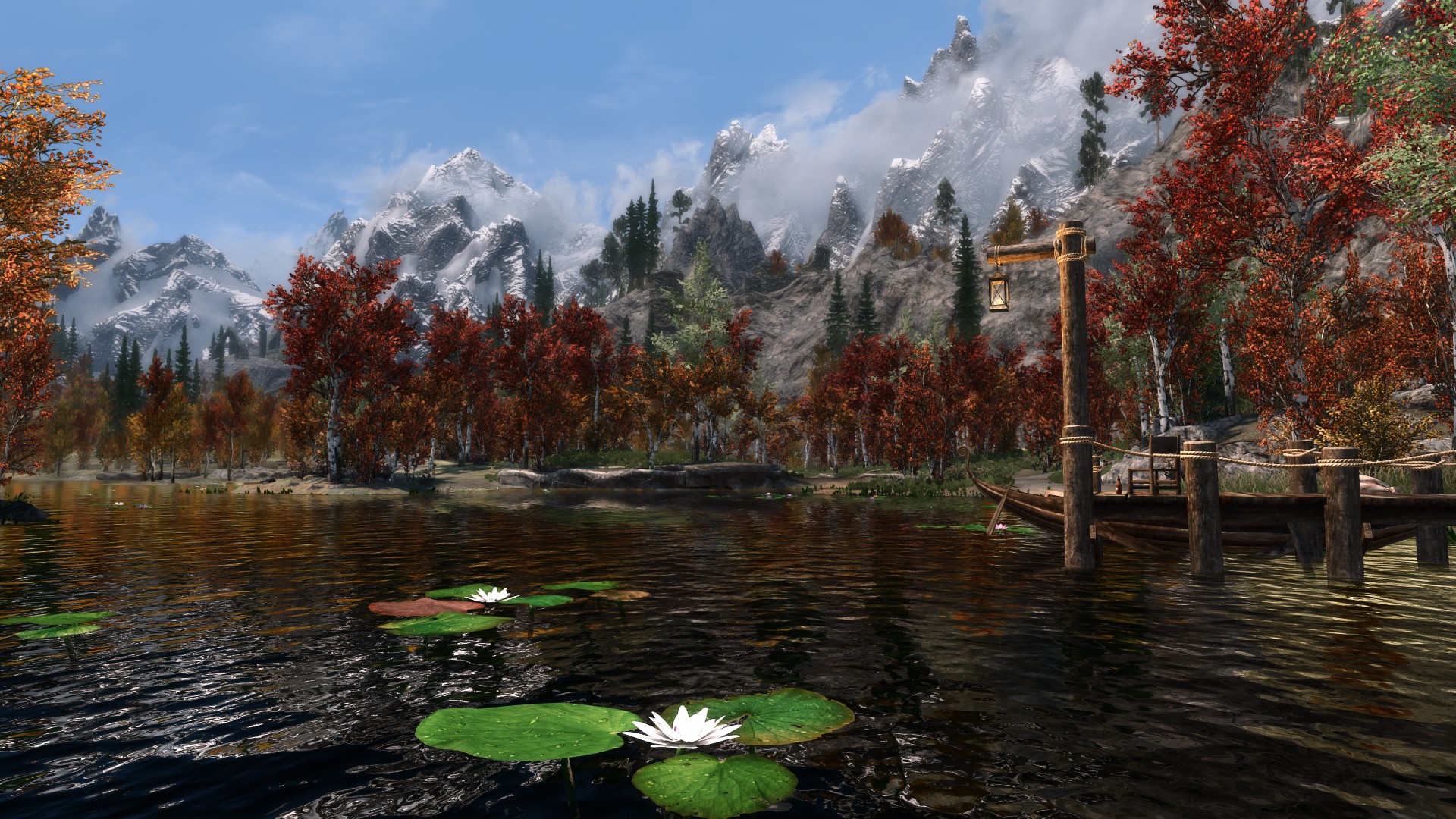ENB v345 Testing - Obsidian Weathers and Realistic Lighting Overhaul